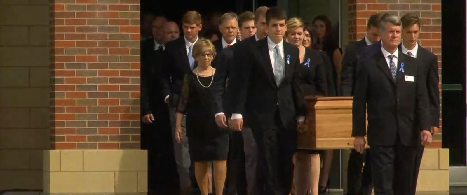 VIDEO: Otto Warmbier, an American college student who died just days after North Korea released him from prison while he was in a coma, will be laid to rest in his hometown of Cincinnati on Thursday.