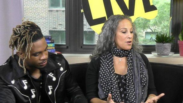 VIDEO: Elijah Blake and Gina Belafonte on social activism in the digital age