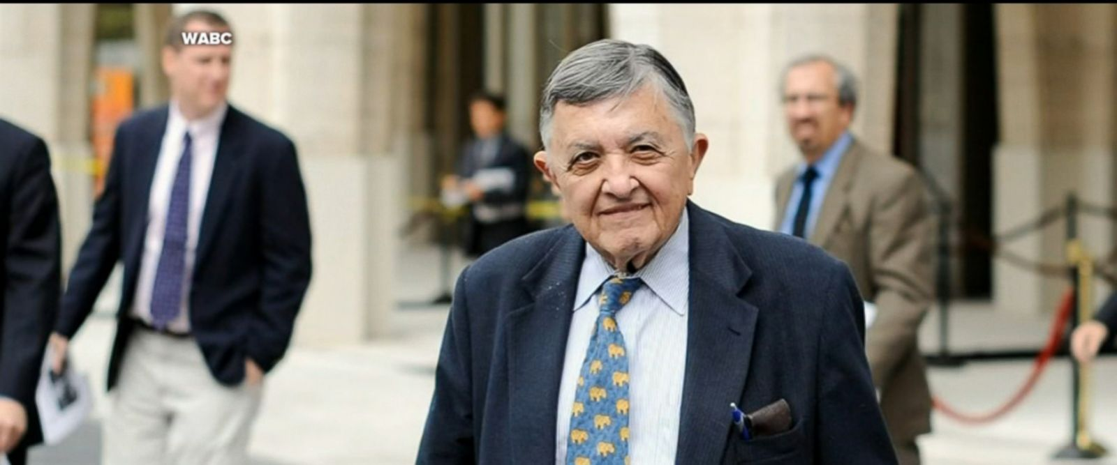 Gabe Pressman, an intrepid, Emmy-winning journalist who still relished going to work at the age of 93, died in his sleep early Friday at a Manhattan hospital.
