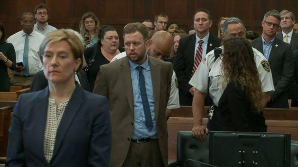 VIDEO: Michael McCarthy was accused of killing 2-year-old Bella Bond in 2015.