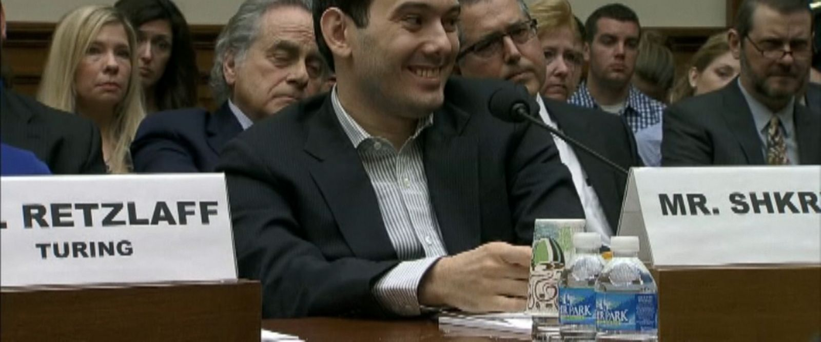 """Pharma Bro"" just won't keep his mouth shut."