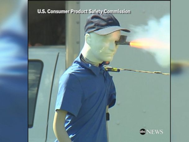WATCH:  Fireworks safety demonstration for July 4th