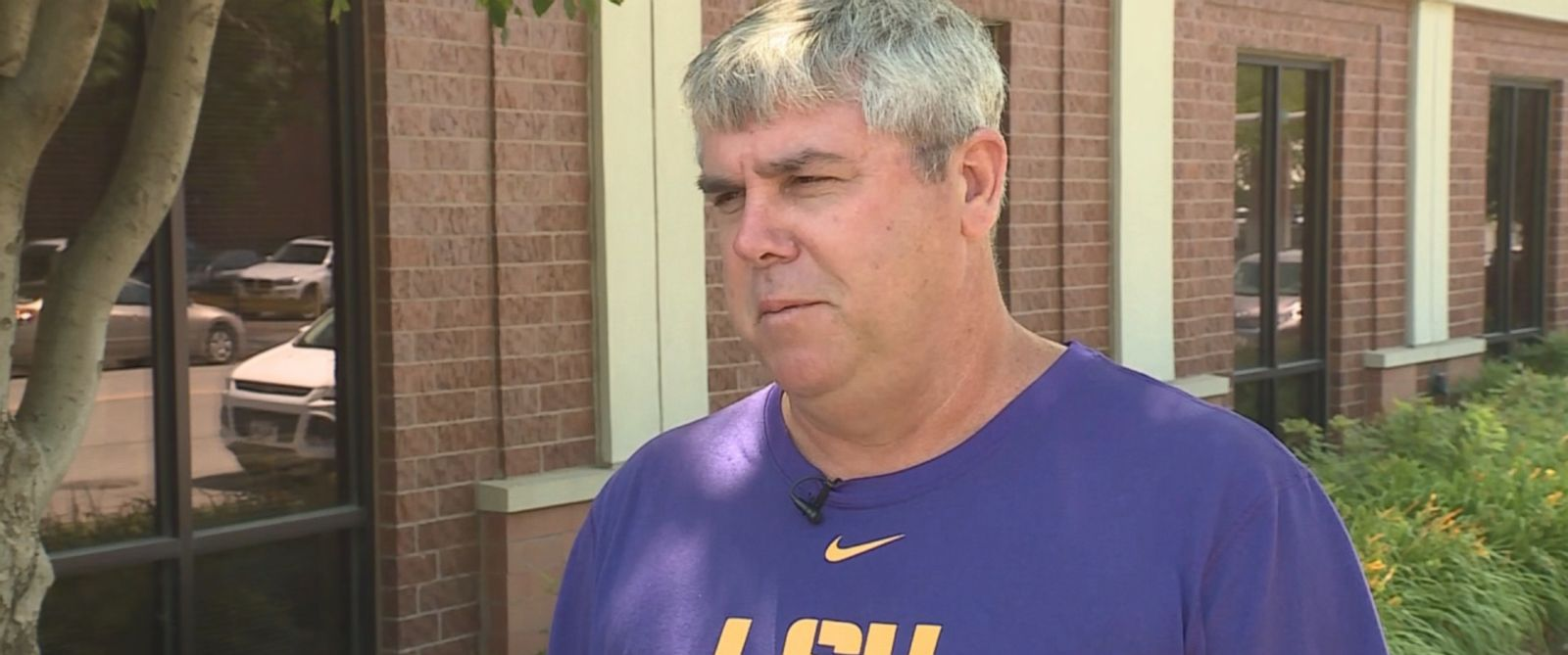 VIDEO: LSU supporters revived a Florida fan during Monday's College World Series game.