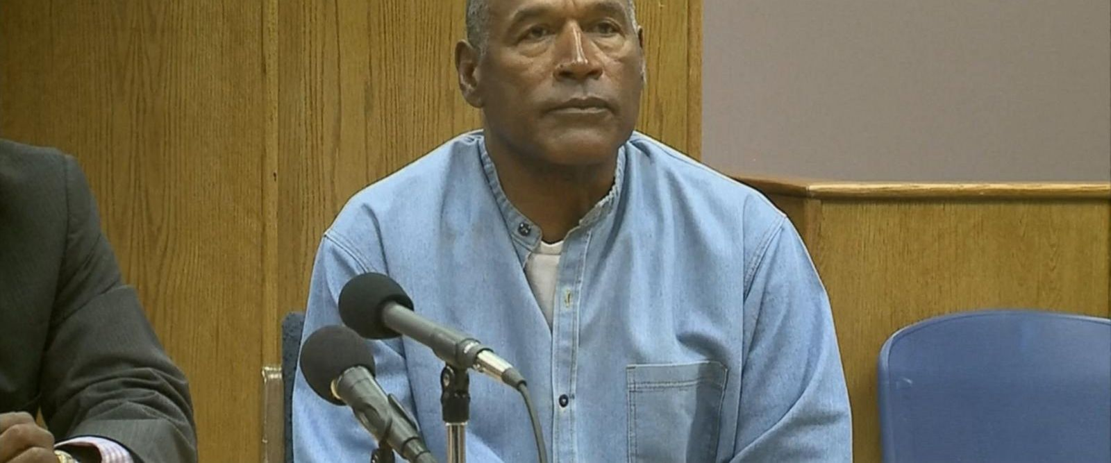 VIDEO: OJ Simpson granted parole after Las Vegas robbery