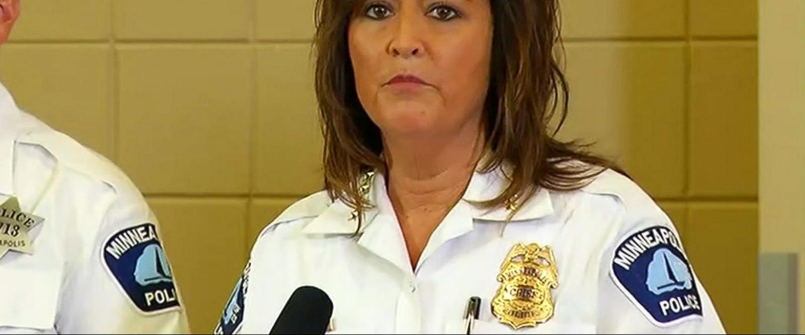 Police Chief Janeé Harteau spoke for the first time after the shooting.