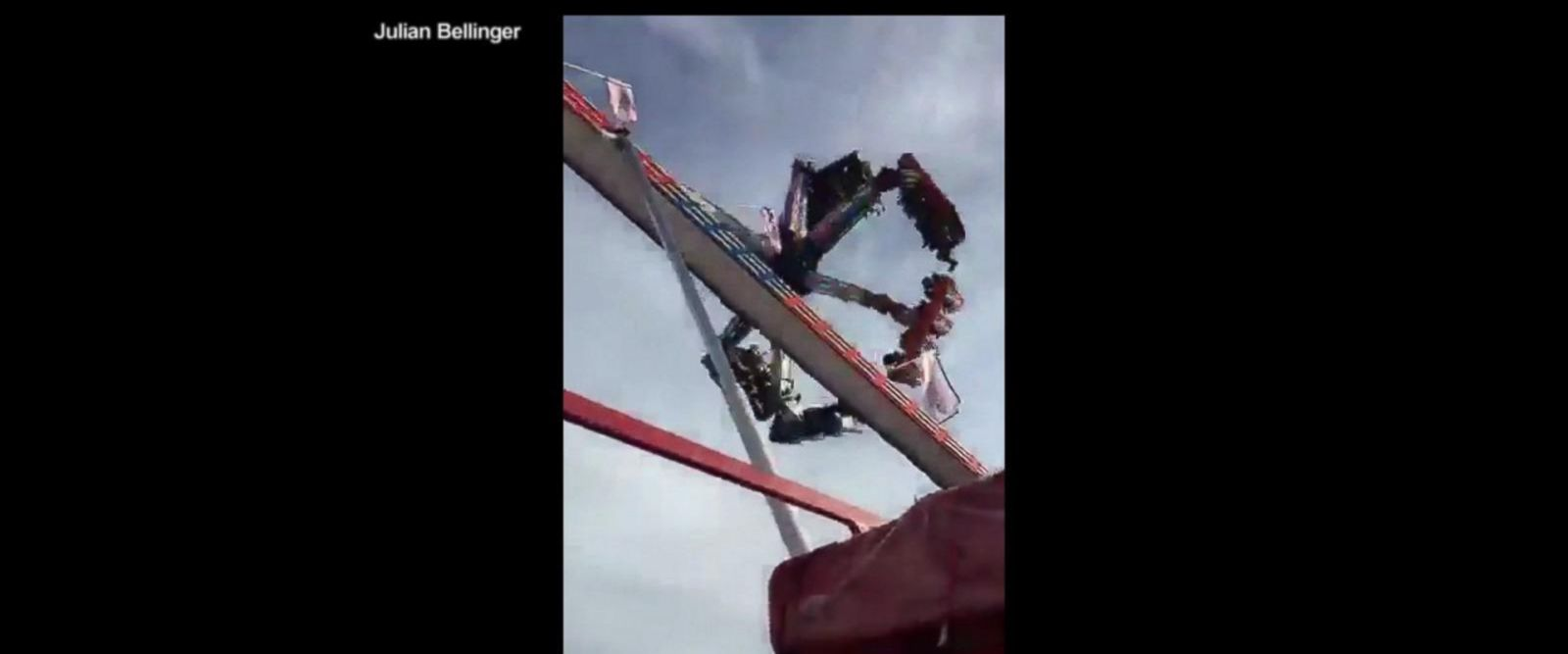 VIDEO: Ohio State Fair ride incident leaves one dead, multiple injured