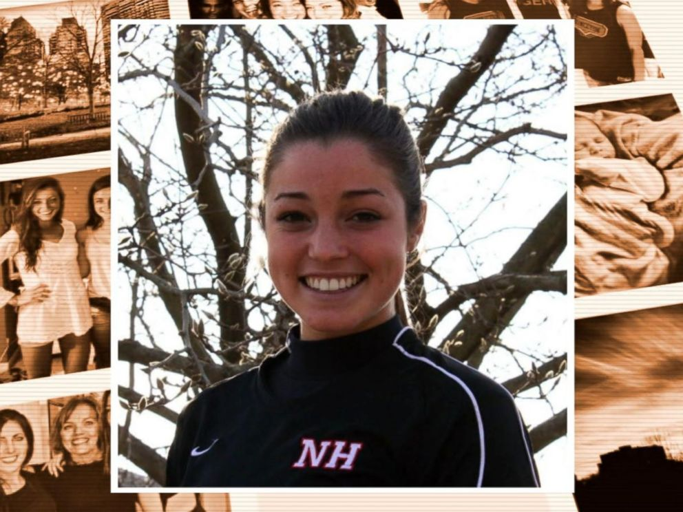 PHOTO: Madison Holleran, the University of Pennsylvania track star who committed suicide in 2014