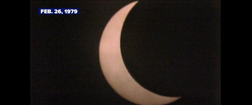 This total solar eclipse was the last to be seen from the contiguous U.S. in that century.
