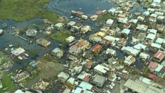 VIDEO: Puerto Rico Gov. Ricardo Rossello says the island is facing an unprecedented disaster in the wake of Maria which tore through on Sept. 20, leaving at least 16 dead.
