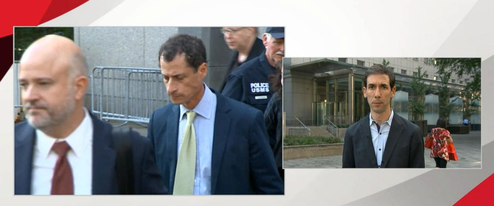 VIDEO: Anthony Weiner sentenced in sexting trial