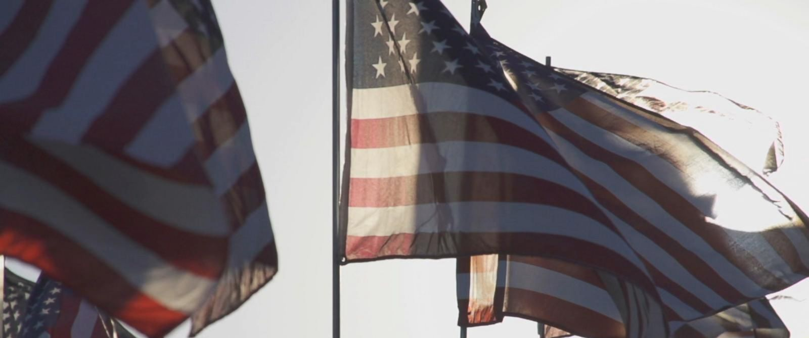 VIDEO: Is it mandatory to stand for the US national anthem?
