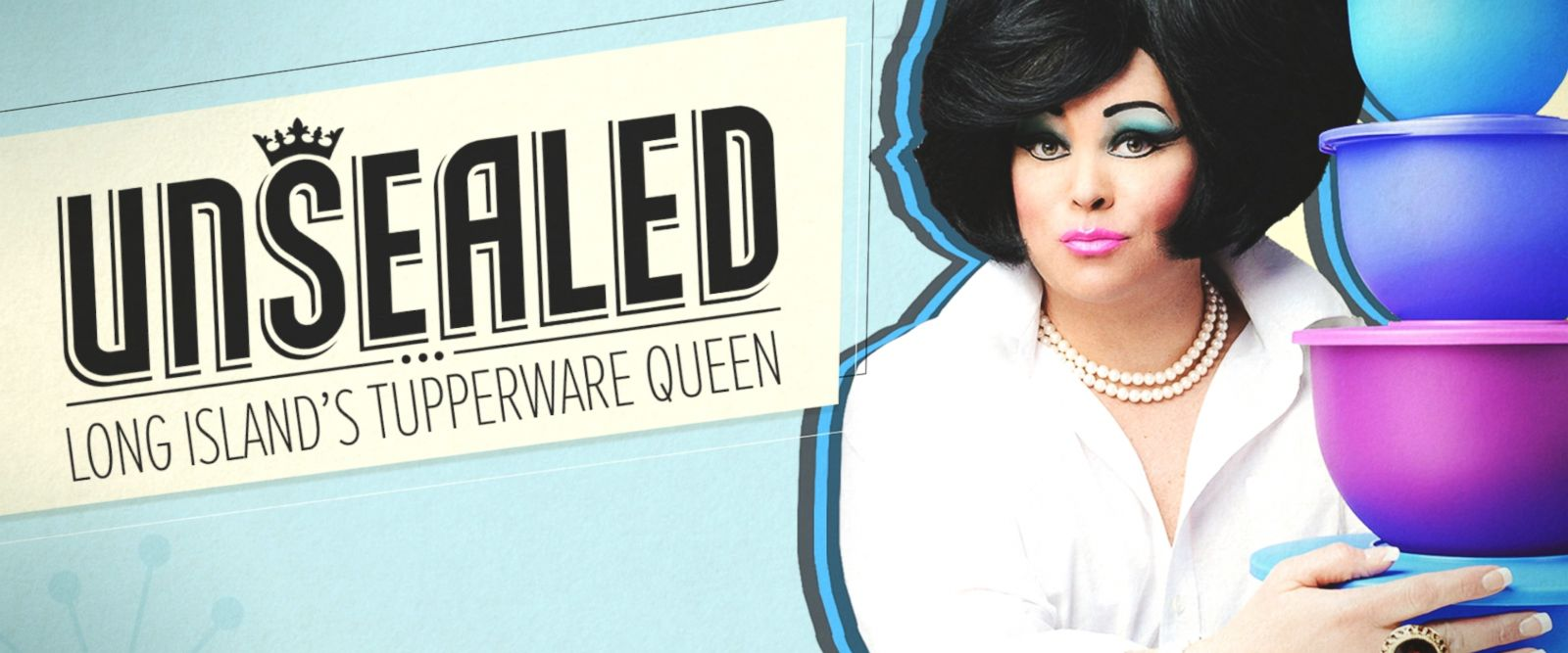 VIDEO: How Long Island's former 'Tupperware queen' came out as her true self