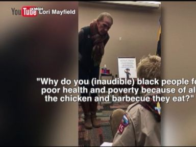 WATCH:  Boy booted from Cub Scouts after asking Colorado senator hard questions