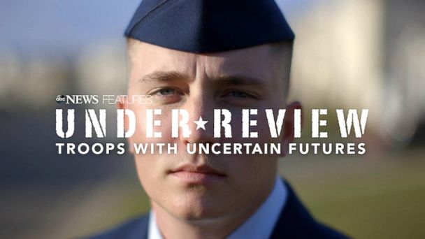 'VIDEO: Under review: Transgender troops on Trump's proposed ban' from the web at 'http://a.abcnews.com/images/US/171114_vod_orig_transgender_military_screening_16x9_608.jpg'