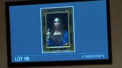 VIDEO: There are fewer than 20 Leonardo da Vinci paintings in the world.