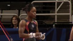VIDEO: Following accusations of sexual abuse by gymnasts McKayla Maroney and Aly Raisman, their former teammate Gabby Douglas came forward Tuesday with her accusation.