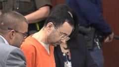 Larry Nassar faces a minimum of 25 years in prison.