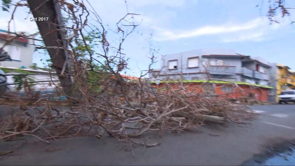 Puerto  Rico's  Maria death toll climbs to 64, as FEMA assistance tops $1 billion
