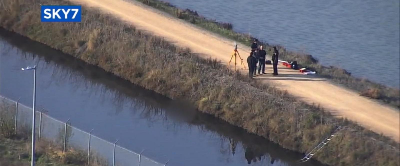 VIDEO: The body of 23-year-old Chuchu Ma was found in water along the San Francisco Bay trail in Sunnyvale, California.