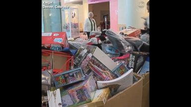 'VIDEO: Colorado teen donates thousands of toys in brother's honor' from the web at 'http://a.abcnews.com/images/US/171218_vod_donates_toys2_16x9_384.jpg'