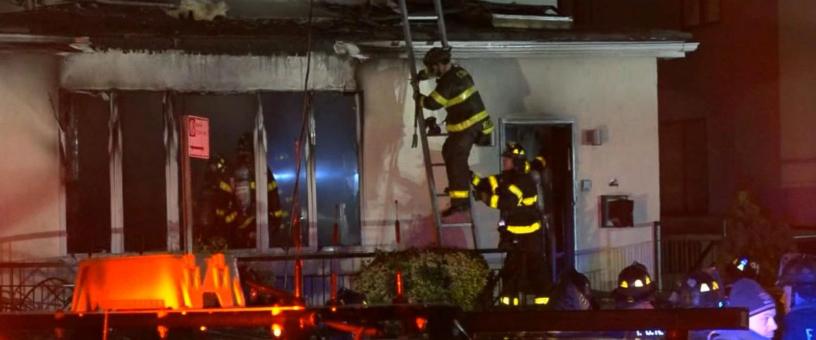 VIDEO: The victims at the Brooklyn residence included a 40-year-old mother and three of her children.