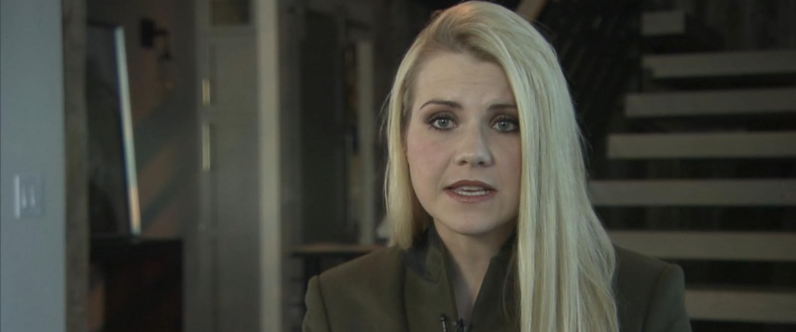 """VIDEO: """"The human spirit is incredibly resilient,"""" Elizabeth Smart said."""