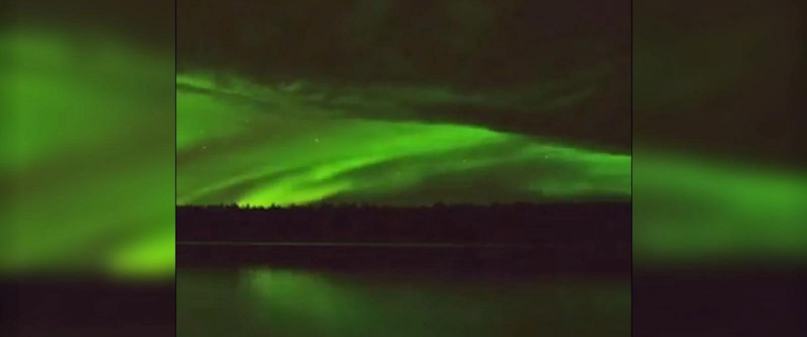VIDEO: Footage was captured at Glacier Bay National Park and Preserve.