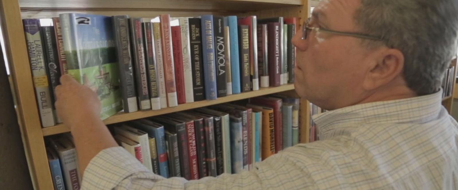 VIDEO: National Reading Day: Man learns to read at age 47