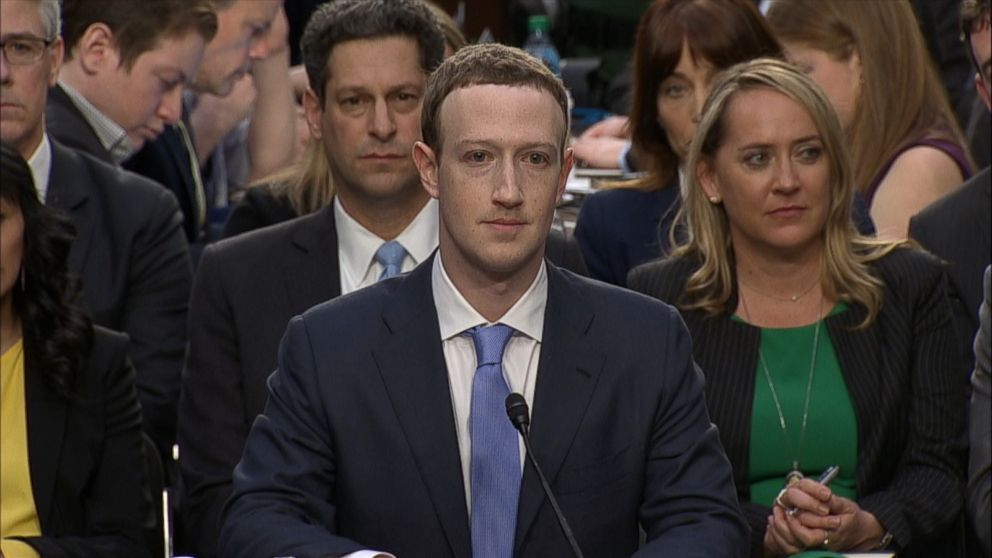 SPECIAL REPORT: Mark Zuckerberg testifies before lawmakers