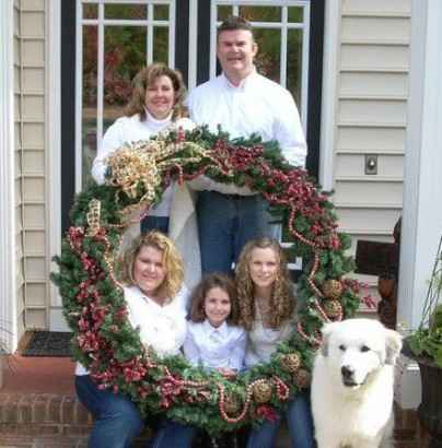 Awkward Family Holiday Photos