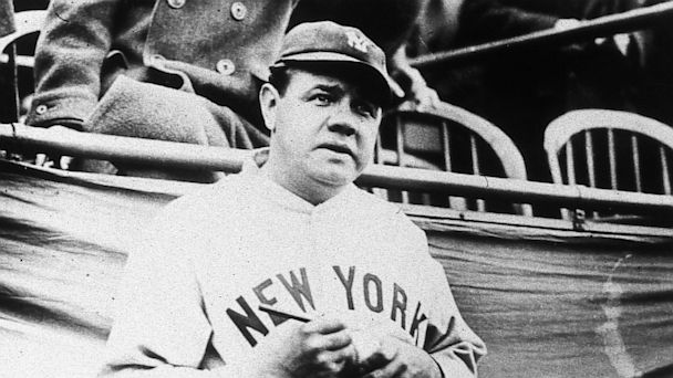 72726086 16x9 608 Instant Index: Rare Footage Released of Babe Ruth and Lou Gehrig