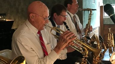 91-year-old Korean War vet has been playing taps since high school