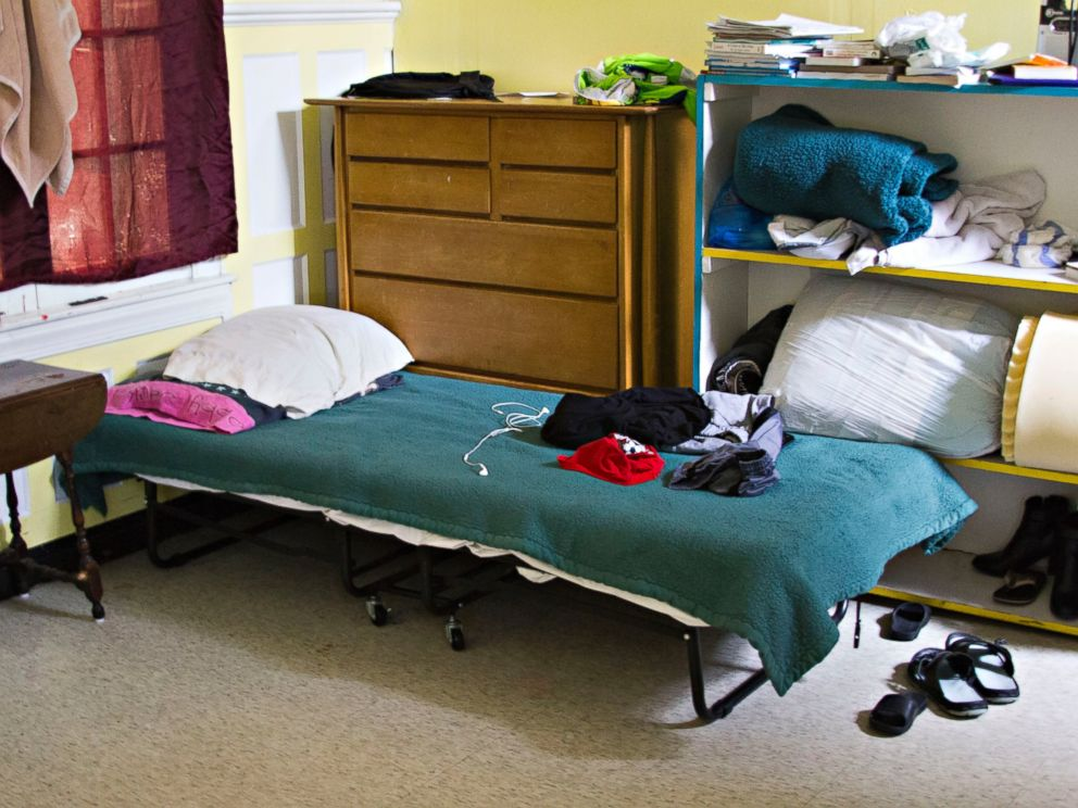 PHOTO: Rev. Robin Hynicka of Arch Street United Methodist said it wasn't a question of if the church would help Garcia, but how. He said he reached out to church leaders and within two weeks, they had prepared a room Garcia could live in. <p itemprop=