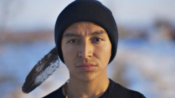 PHOTO: Meet the youth at the heart of the Standing Rock protests against the Dakota Access pipeline.