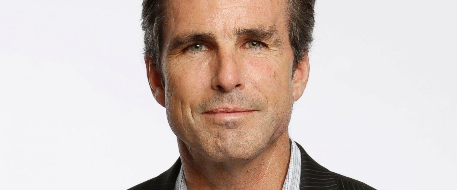 PHOTO: ABC News correspondent Bob Woodruff