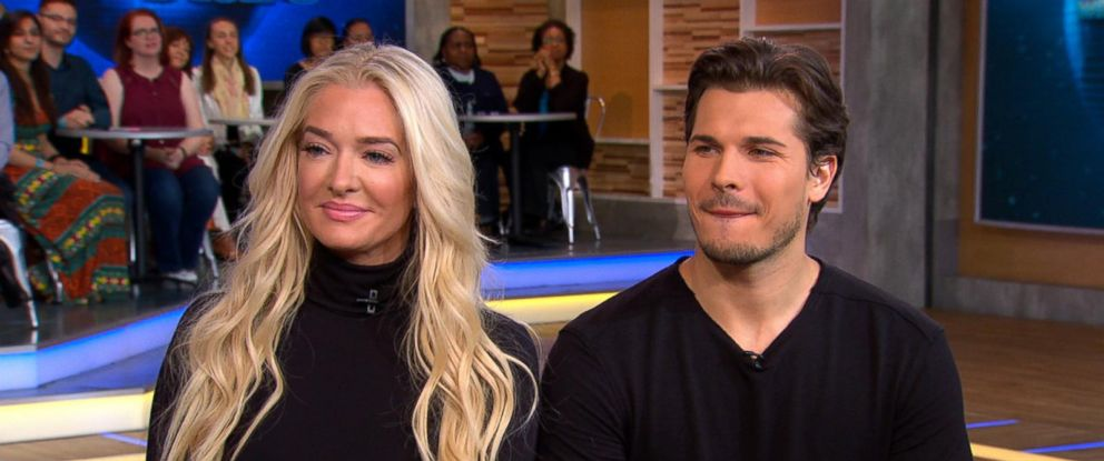 "PHOTO: Erika Jayne appears on"" Good Morning America,"" April 18, 2017."