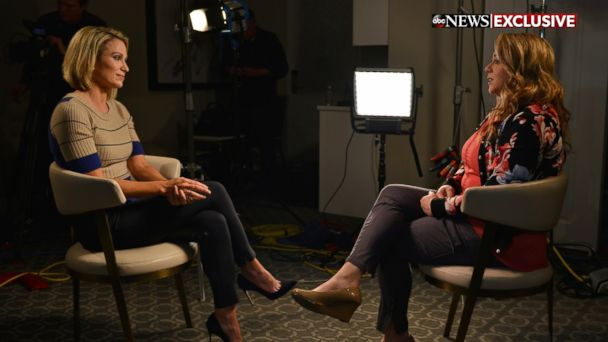 PHOTO: Leanna Taylor sat down for an exclusive interview with ABC's Amy Robach for