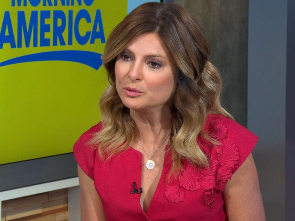 PHOTO: Lisa Bloom appears on Good Morning America, April 20, 2017.