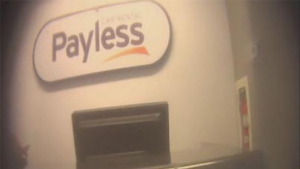 PHOTO: The Better Business Bureau is issuing a nationwide warning to customers about Payless Car Rental.