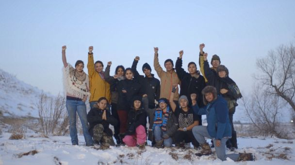 PHOTO: Meet the youths at the heart of the Standing Rock protests against the Dakota Access pipeline.