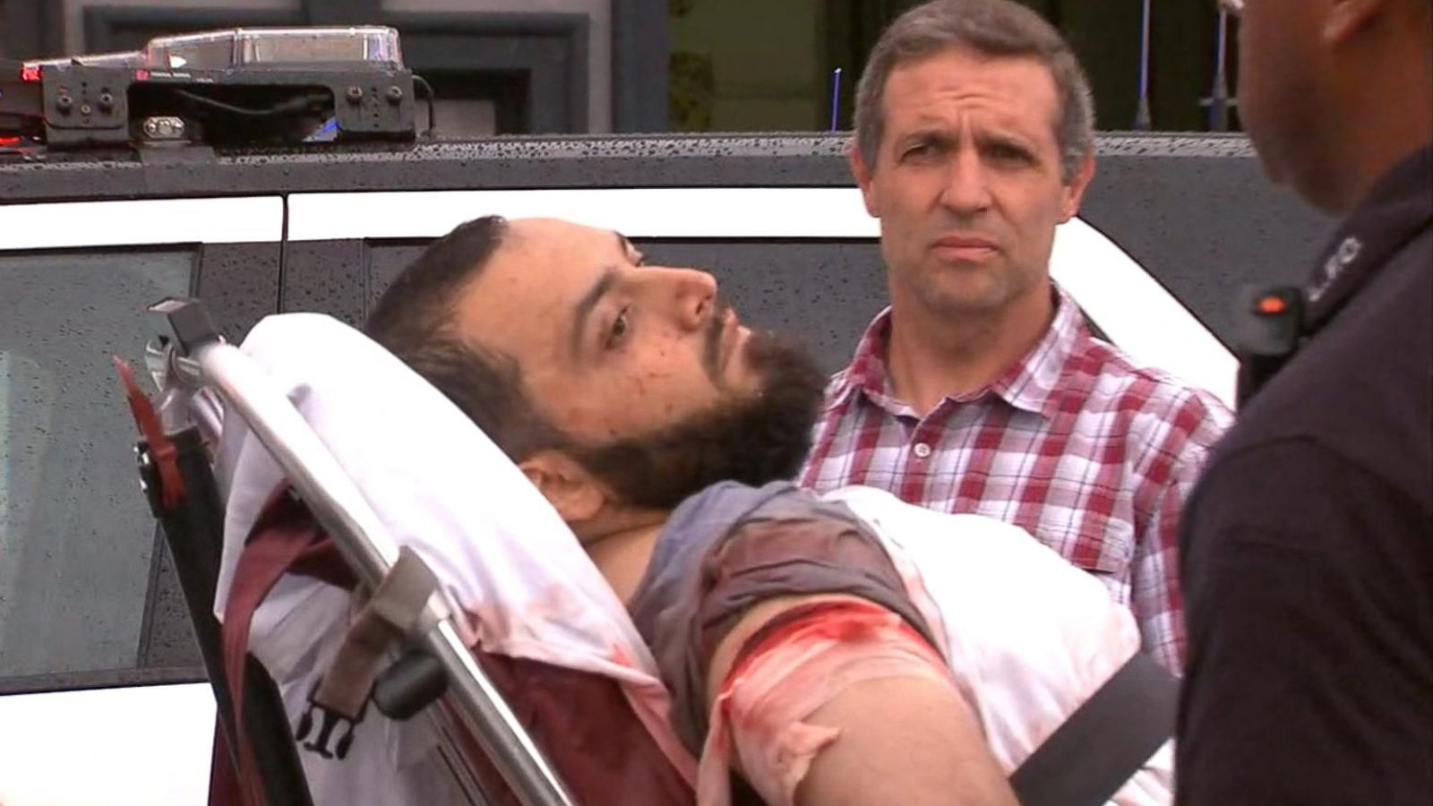 Bomb Suspect's Sister: He Was Going to Hit Me With Dumbbell