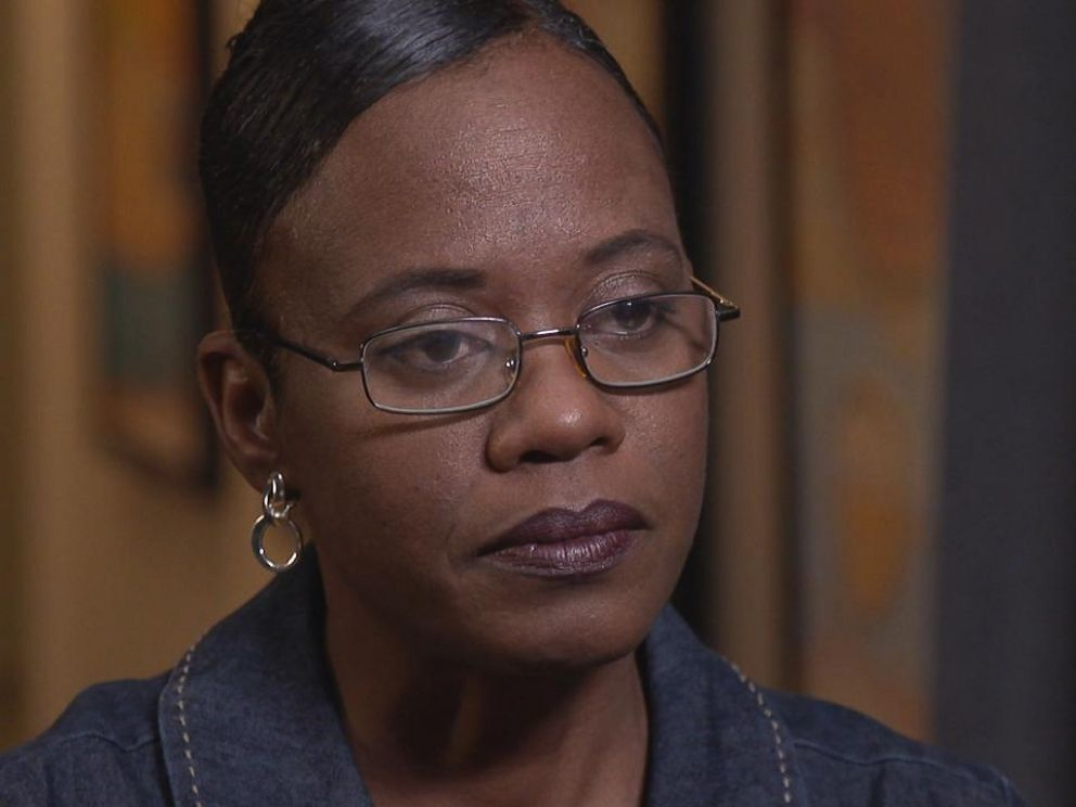 PHOTO: Carla Raines says she was walking down the street when Daniel Holtzclaw had her get into his patrol car.