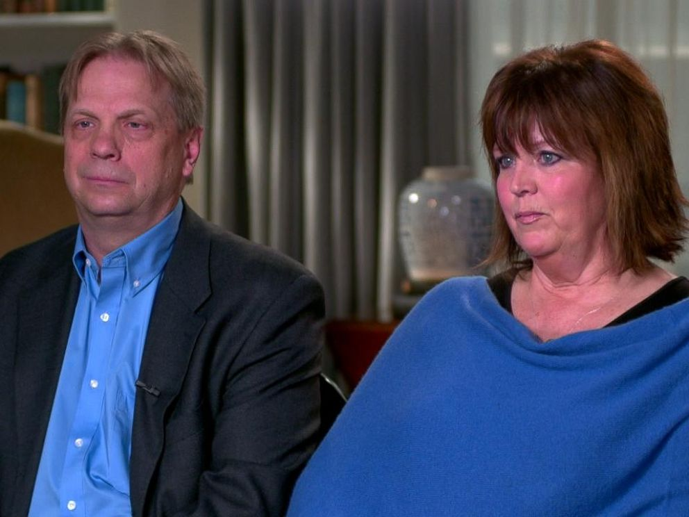 PHOTO:Over the years, Craig and Cheryl Hart have opened their home to close to 70 foster children.