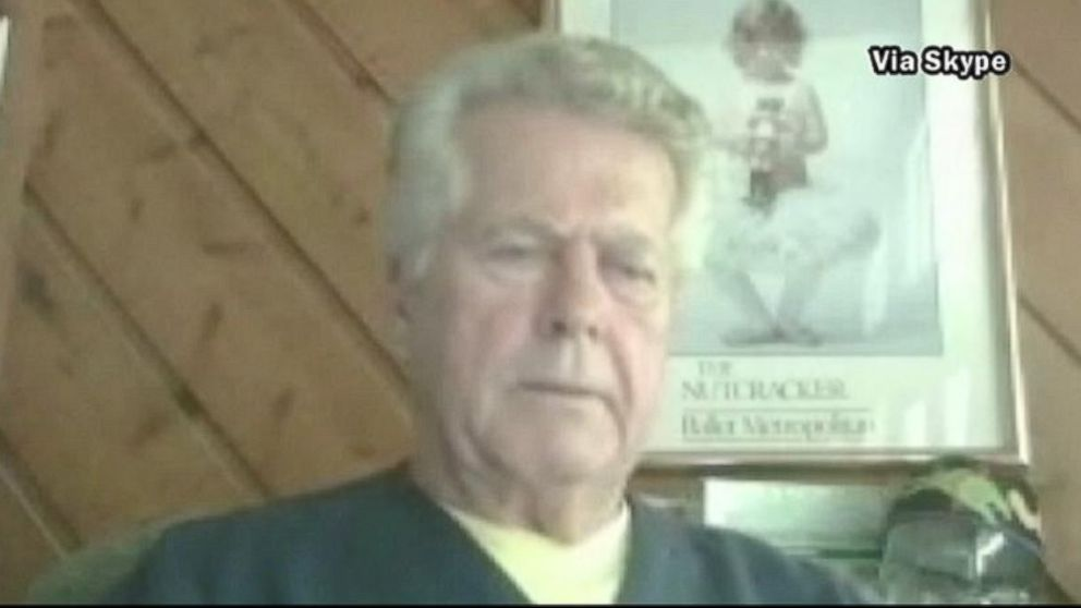 PHOTO: Alan Jamison placed himself in quarantine after possibly being exposed to the Ebola virus.