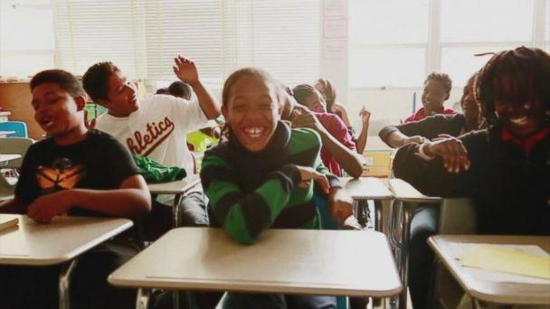 ABC Educator motivates 3 mar 140528 16x9 608 Educator Motivates Students Through Science Raps