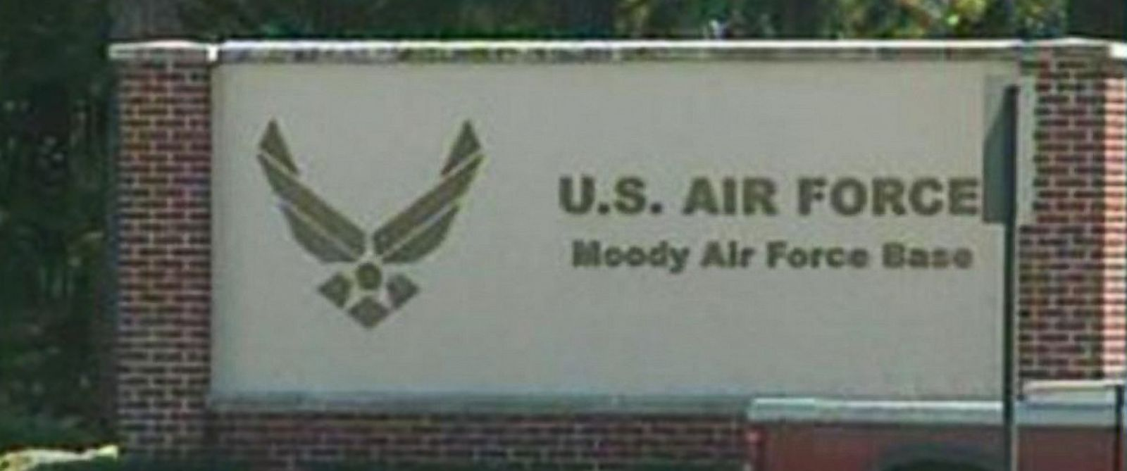 PHOTO: Moody Air Force Base is seen here in this undated file photo.