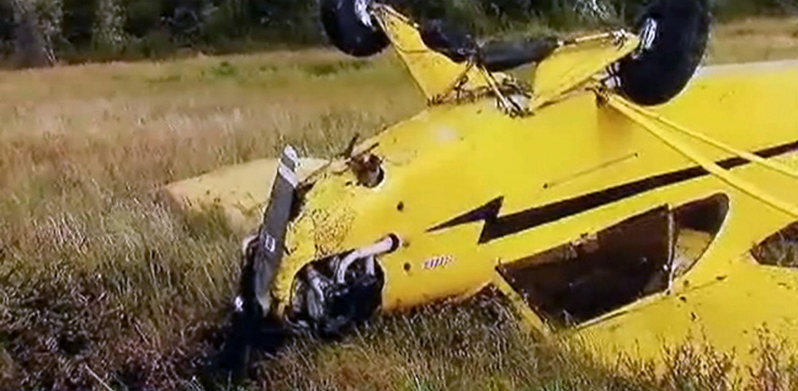PHOTO: Alaska Plane Crash