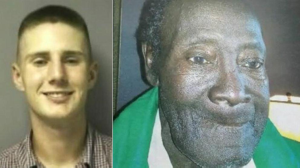 Old Black Man