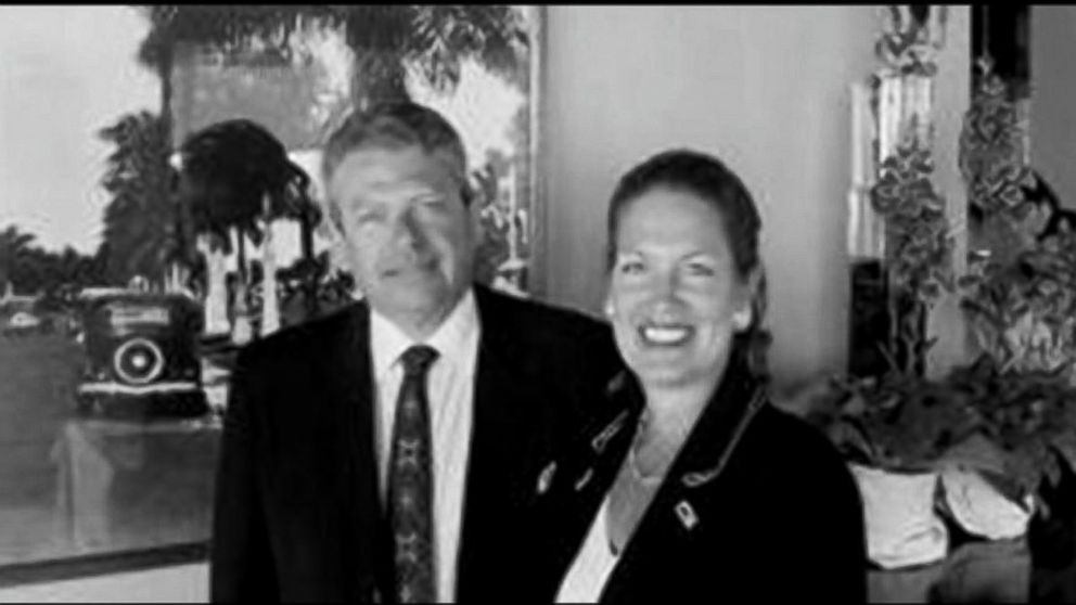 PHOTO: Andrea and Colin Chisholm collected over $167,000 in welfare benefits while living on a luxury yacht and driving a Lexus.