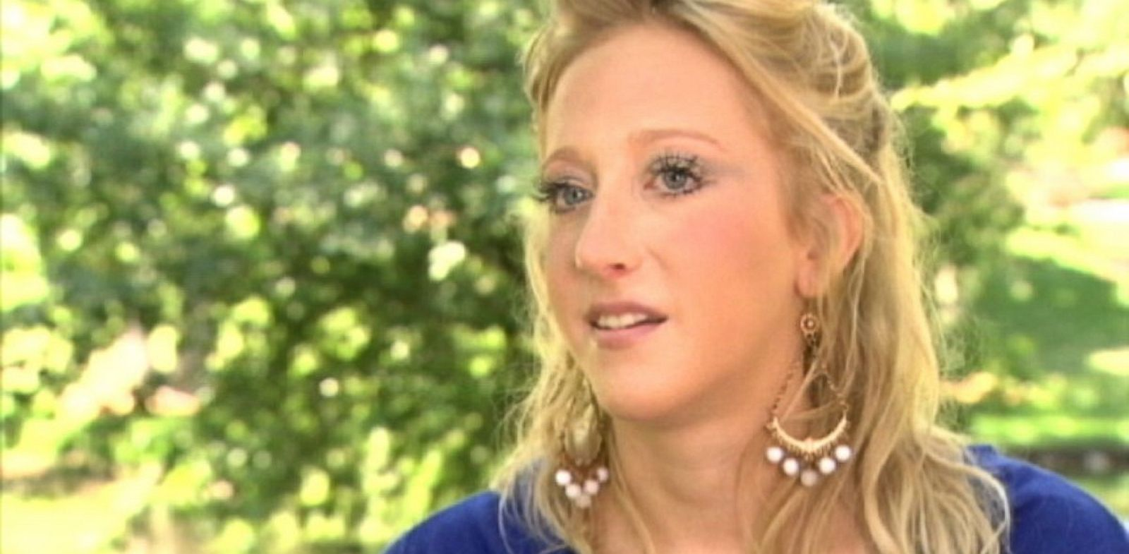 PHOTO: Julia Vojtsek recalls boyfriends heroics during the Aurora, Colo., theater shooting.